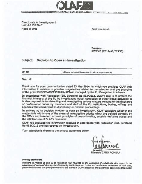 Complaint Schreiben Muster Junckers Martin Schulz Cecilia Malmstr 246 M Georg Soros Wie Die Vollkommen Inkompetende Und