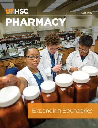 Capella Mba Program Dean Department Chair Marketing by Uthsc Pharmacy Magazine Fall 2017 By Of