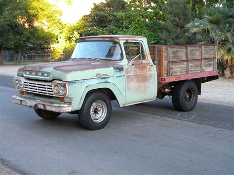stake bed truck 1959 ford f 250 stake bed ranch truck for sale