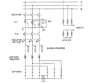 capacitor bank connection diagram capacitor connect layout 28 images the decoupling capacitor is it really necessary precision