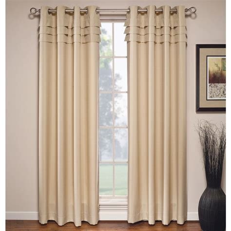how to put grommets in curtains grommet top curtains wayfair basics solid room darkening