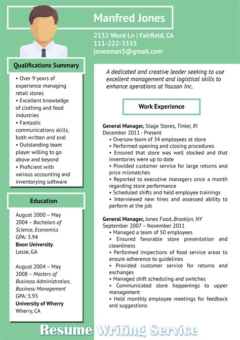 Follow The New Resume Trends by Best Resume Format 2018 With Genuine Reasons To Follow