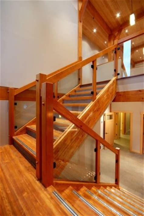 stair system materials tamlin international homes