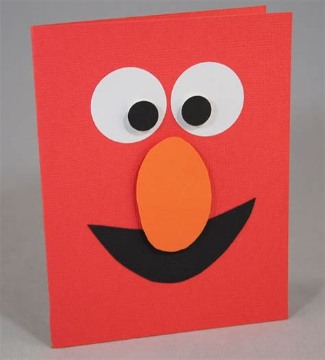 Elmo Card Templates by 138 Best Images About Character Cards On
