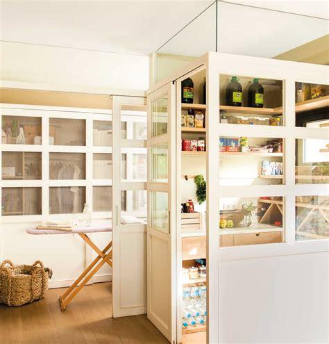 despensa de cocina puertas para despensas de cocina ideas planos madera pin