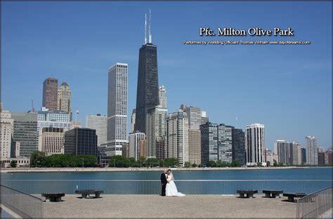 Olive Garden Chicago Il by Pfc Milton Olive Park Chicago Illinois