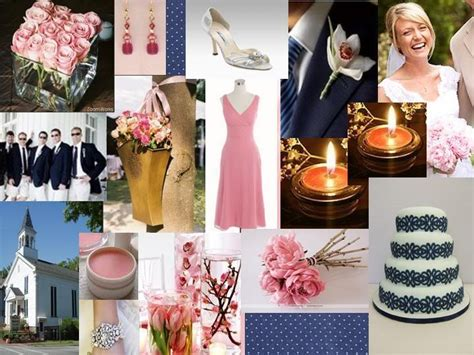 navy blue and light pink navy blue and light pink wedding