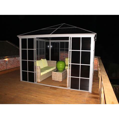 gazebo screen house polycarbonate garden gazebo screen house