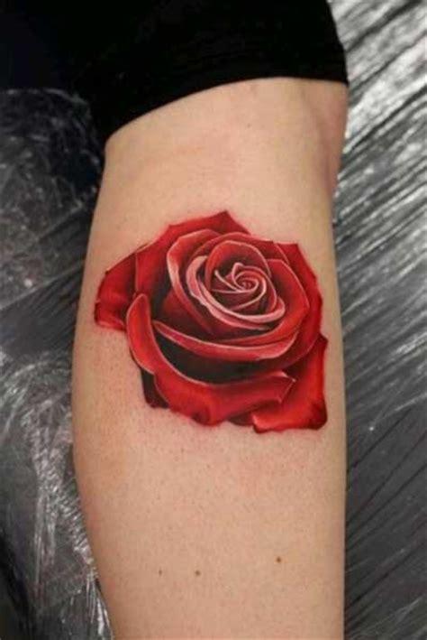 tatuagens de rosas nas costas na coxa na perna no p 233