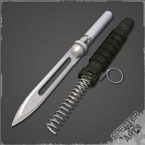 loaded knife 3d loaded ballistic knife
