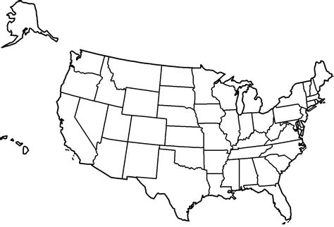 map of the united states clip art us map with states clip art united states clipart us map