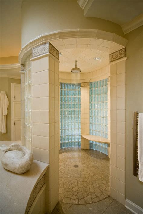 Luxury Bathroom Showers Shower In Luxury Design Remodeling Md Dc
