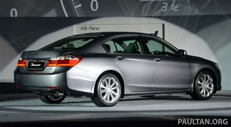 new honda accord launched in malaysia from rm140k