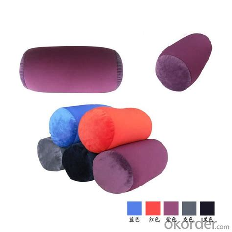buy pillow filled with polystyrene price size