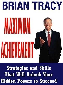 brian tracy maximum achievement book review