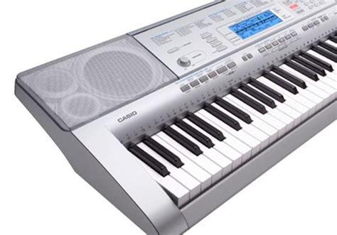 Keyboard Casio Second casio ctk 4000 personal keyboard 61 key with