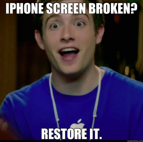 Broken Iphone Meme - broken iphone meme memes
