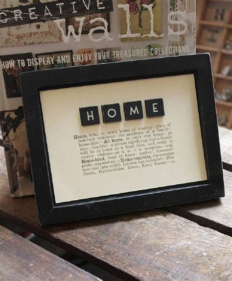 Gift Letter Definition great gift idea home dictionary print with