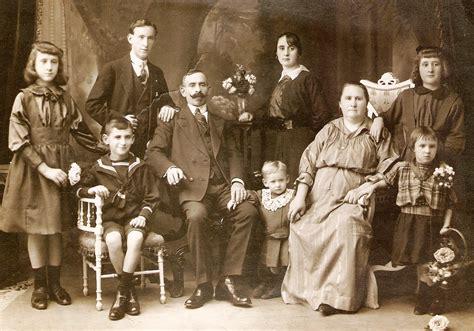Fotos Antiguas Familias | vivienda y relaciones familiares y sociales habitar en