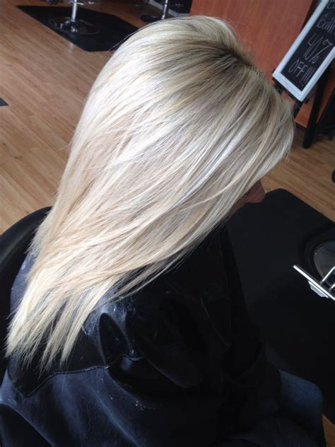 pictures of hair that have blonde platinum highlights hair with platinum highlights platinum blonde highlights