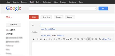 how to get the gmail compose window back
