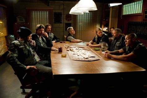 Sons Of Anarchy Meeting Table Discussion Thread S06e06 Quot Salvage Quot Sonsofanarchy
