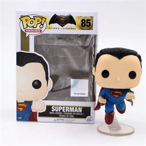 Funko Pop Batman Non Original original funko pop comics superman vs batman superman figure vinyl figure collectible
