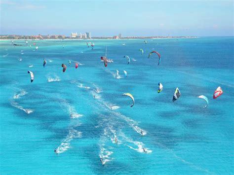 aruba windsurf  kitesurf holidays  sportif travel
