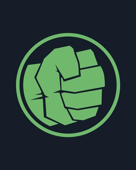 The Incredible Hulk Symbol