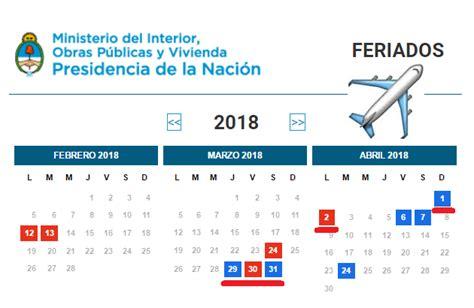Feriados Chile 2018 El 2018 Trae Un Feriado Largo De 5 D 237 As Y Ya Pod 233 S