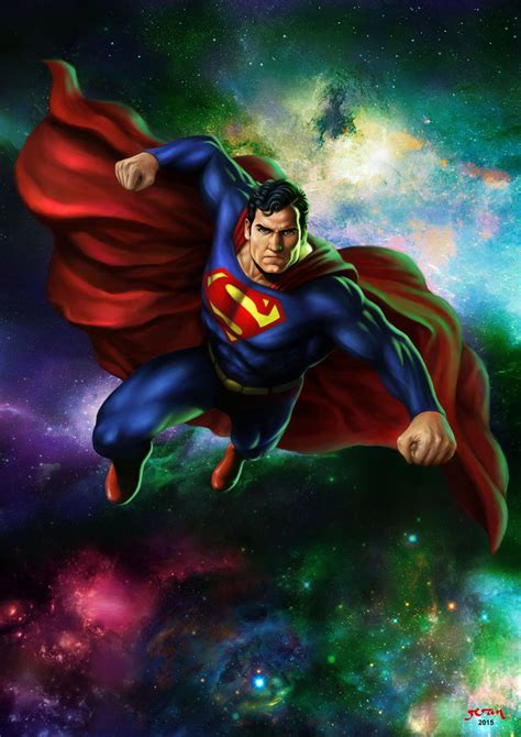 classic superman wallpaper superman classic by adilsantosa on deviantart
