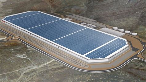 New Tesla Factory Elon Musk S Gigafactory A Building That Could Change The
