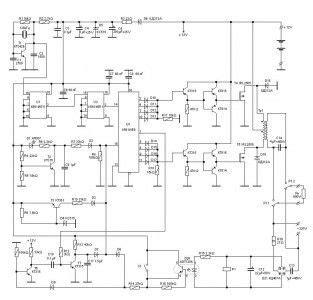 Eton Sr 100 2 Power 2 Channel 600 watt uninterruptible power supply circuit diagram world