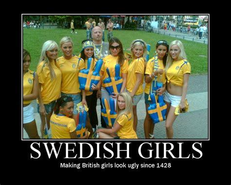 Sweden Meme - swedish women