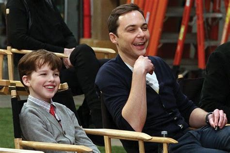how old is actor young sheldon loving sheldon cooper philstar