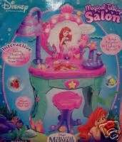 disney ariel salon accessories doll accessories