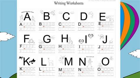 printable animal abc book free abc printables worksheets images
