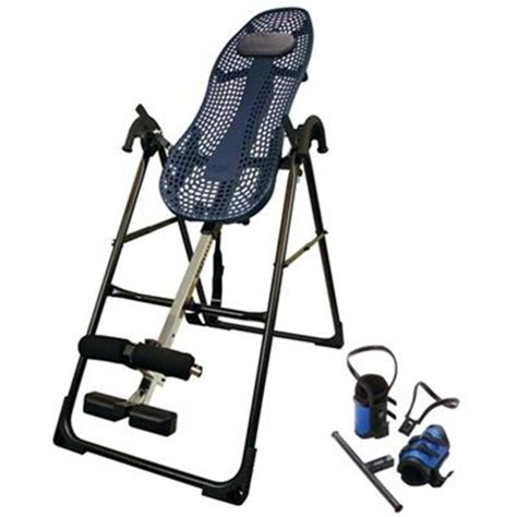 teeter hang ups ep 550 sport inversion therapy table relieve back with teeter hang ups inversion table