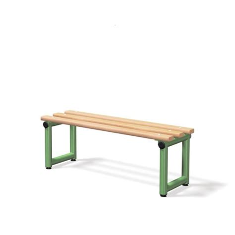 bench school secondary school bench seat single sided 3d lockers
