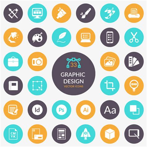 layout vector icons graphic design icons exclusive vector iconset freebie the
