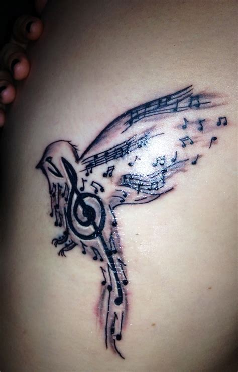 songbird tattoo the actual songbird beautiful