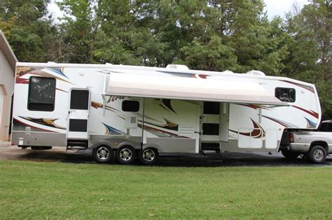 2010 keystone raptor 3812ts trailer reviews prices and keystone raptor 3812ts rvs for sale in concord north carolina