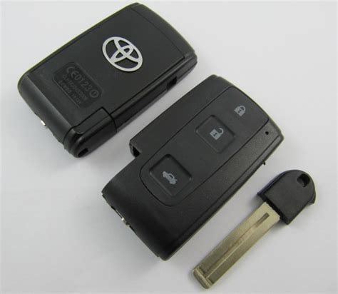 Toyota Smart Key Toyota Crown Smart Key Shell 3button With The Key Blade