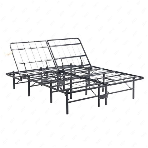 Are Metal Bed Frames Adjustable New Size Support Adjustable Metal Bed Frame
