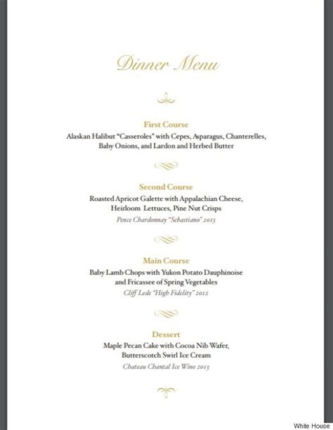 white house state dinner white house state dinner for trudeau includes canadian whisky