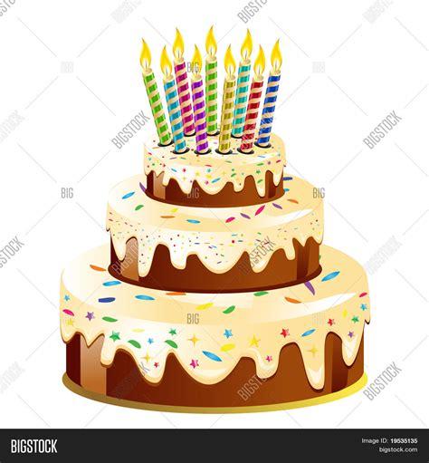 imagenes vectoriales gratuitas birthday cake candle vector vector photo bigstock