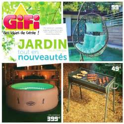 gifi jardin collection 2017 cataloguespromo
