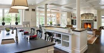 Open Concept Kitchen Living Room Designs open concept kitchen living room design ideas