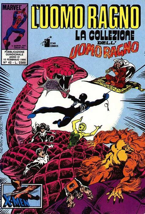 testo uomo ragno comics uomo ragno 42 l uomo ragno 42