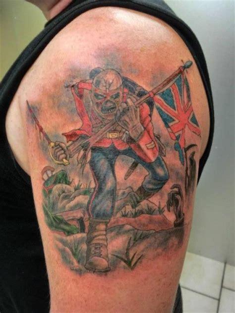 iron street tattoo great iron maiden designs nothing but
